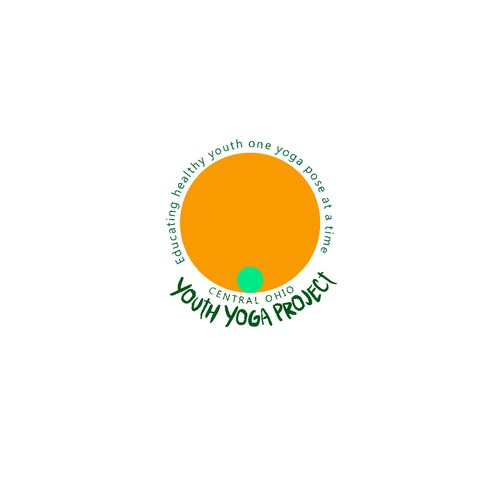 Youth Yoga Project: non-profit looking for clean, minimal, contrasting logo