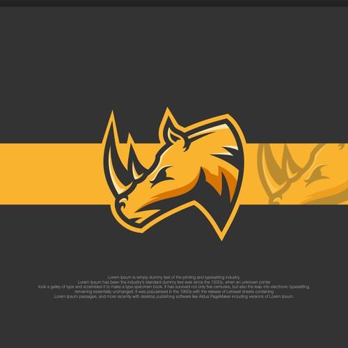 rhino logo idea