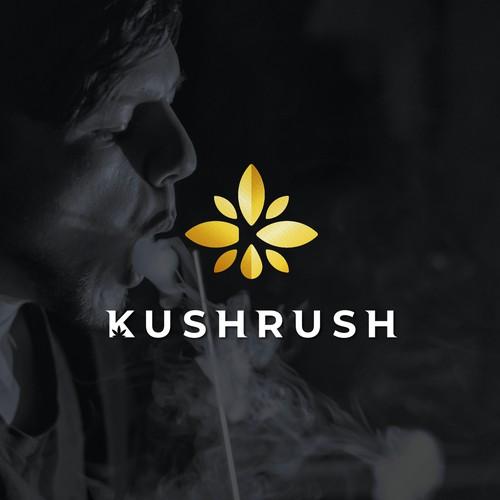 Luxurious Logo for Leading Cannabis Brand