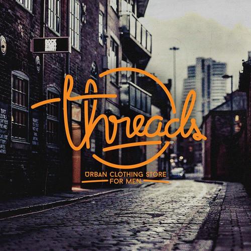 Threads urban clothing logo
