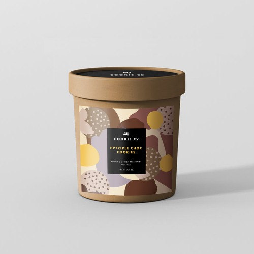 Contest for a cookies packaging