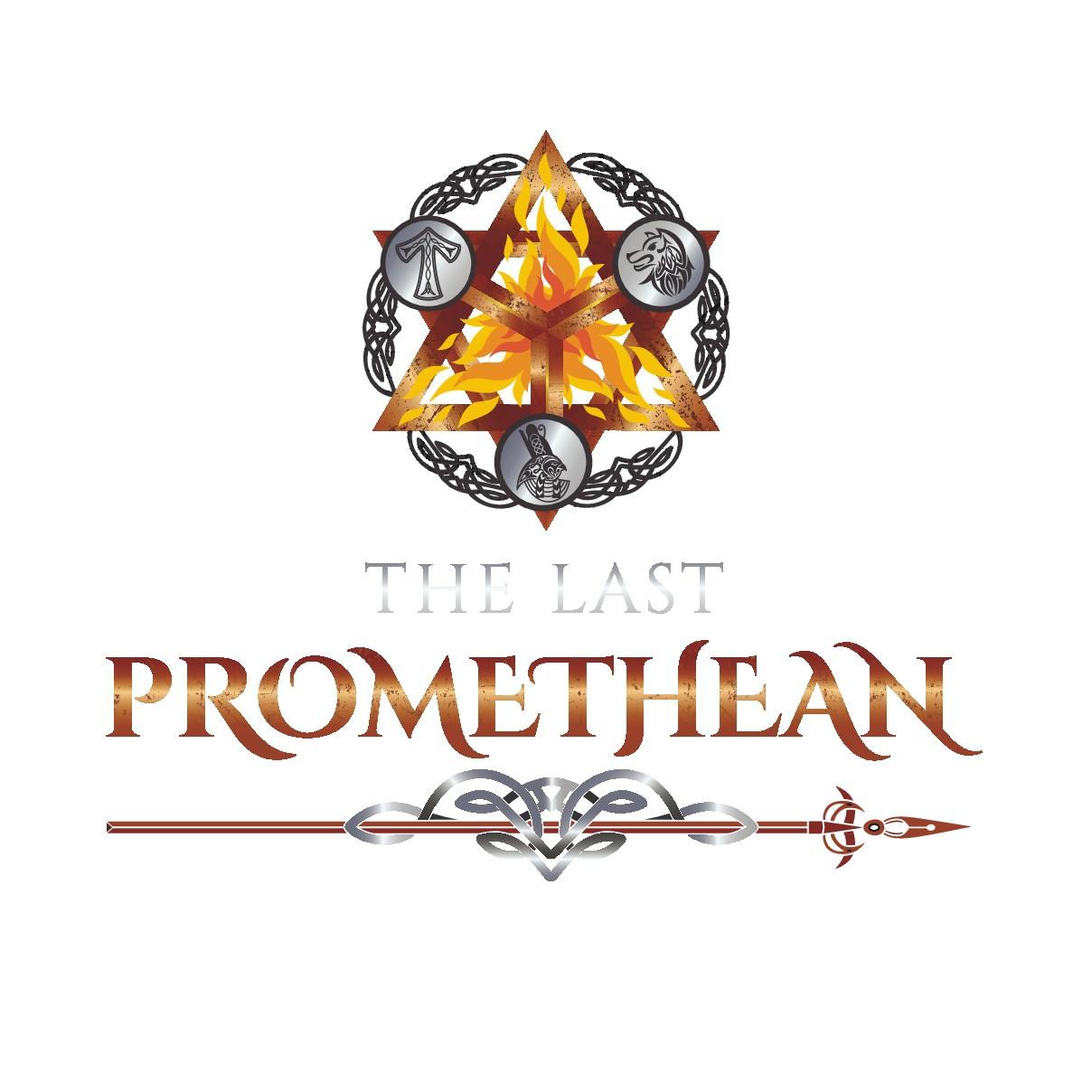 "Series logo ""The Last Promethean"""