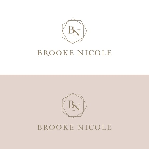 Logo for a Chic and Classic Jewelry Company