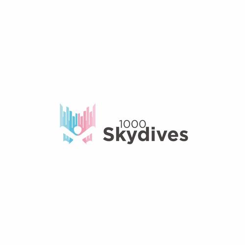 Skydiving Logo