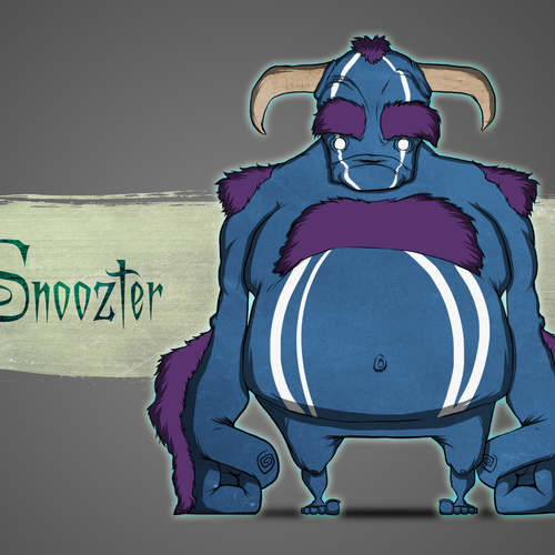 The Slumber Beast aka The Snoozter
