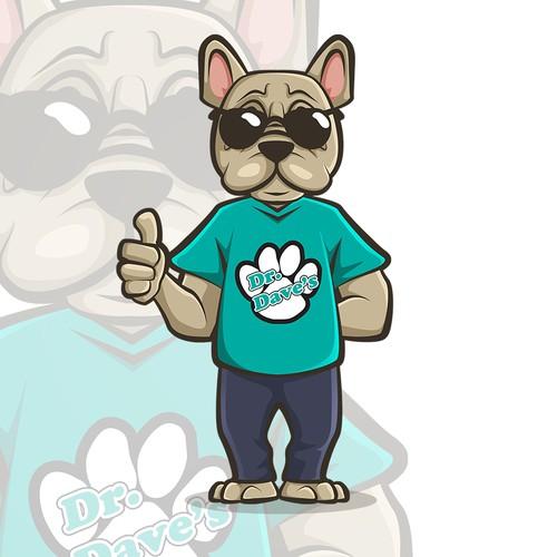 Doggy Daycare Needs a Fun Mascot