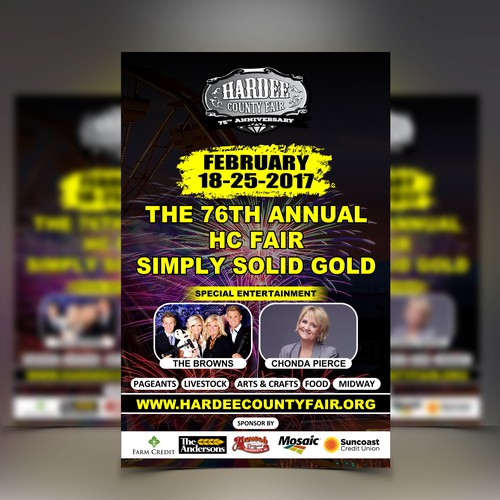 i will design flyers for your business