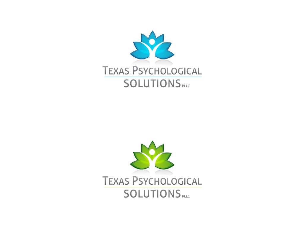 Help Texas Psychological Solutions PLLC with a new logo