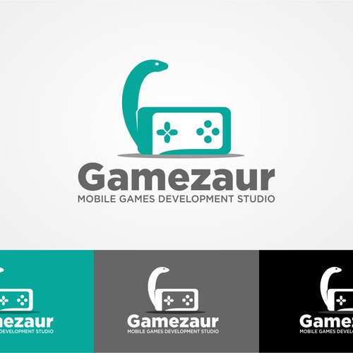 Gamezaur  |  LOGO  |  Mobile Games Development Studio