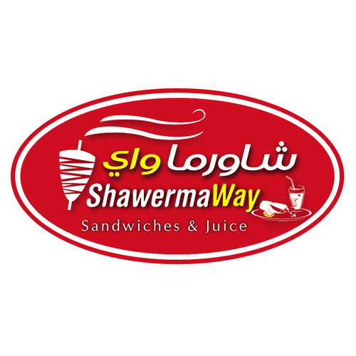 A Logo for Kiosk based Shawerma Sandwiches & Juice.