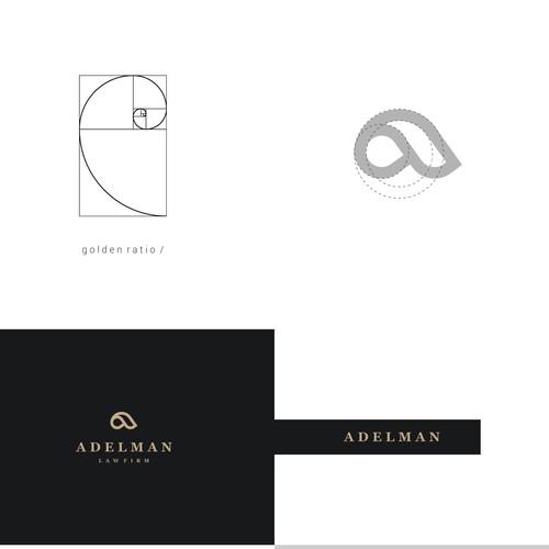 Adelman Law Firm Logo