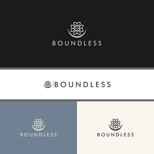 concept logo Boundless