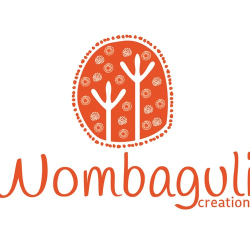 Help Wombaguli Creations with a new logo