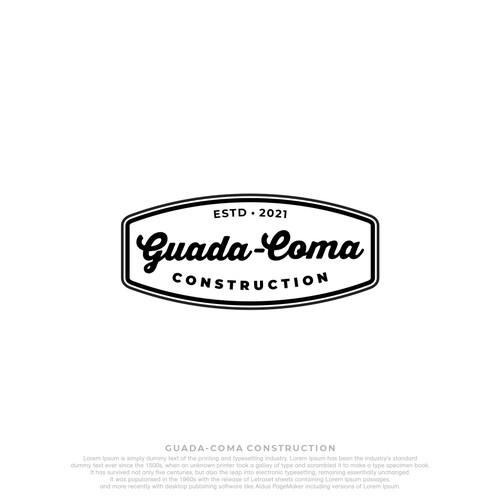Guada-Coma Construction Logo