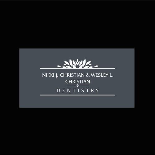 logo for Nikki J. Christian, D.D.S. & Wesley L. Christian, D.D.S.