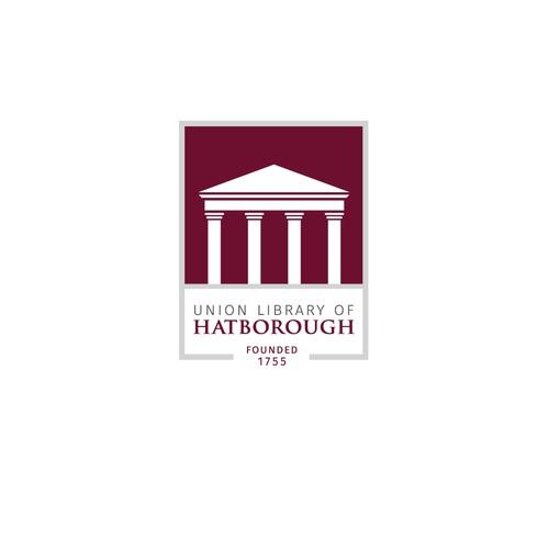 Logo concept for Union Library of Hatborough