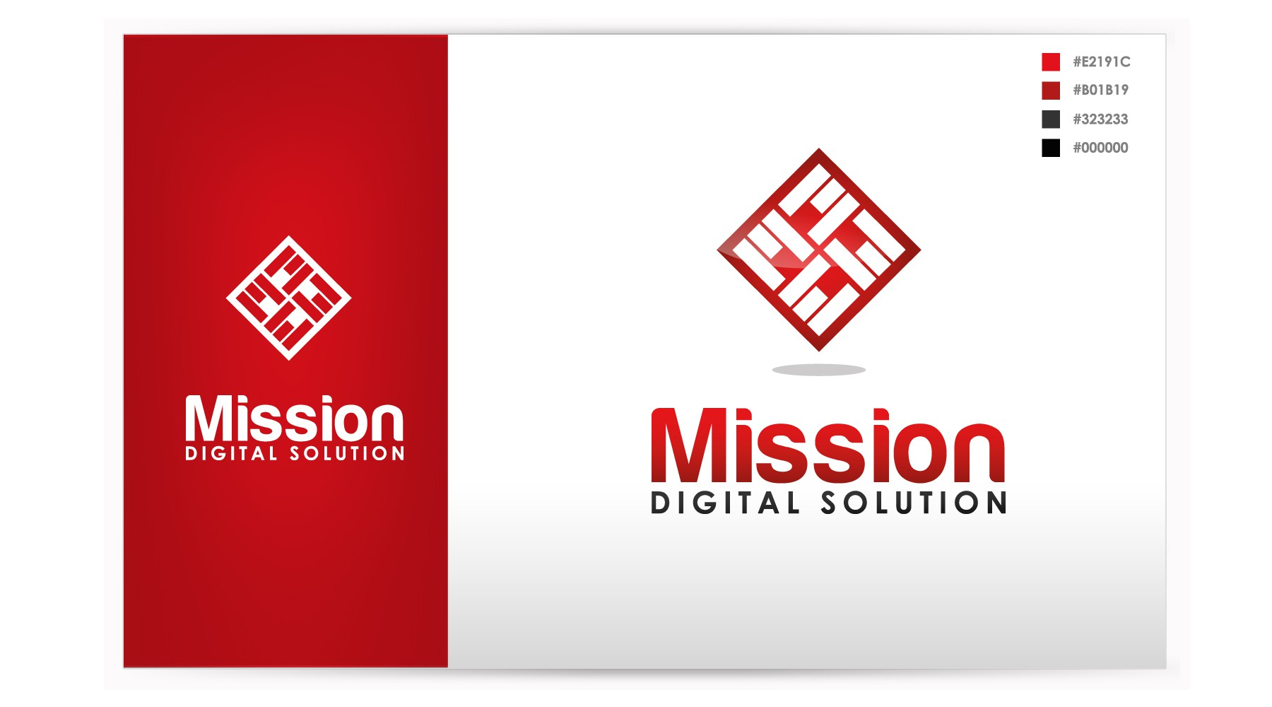 New logo wanted for Mission Digital Solutions