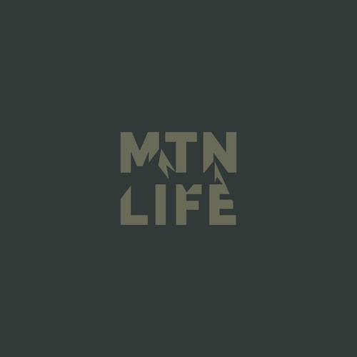 MTN LIFE, California - winning logo