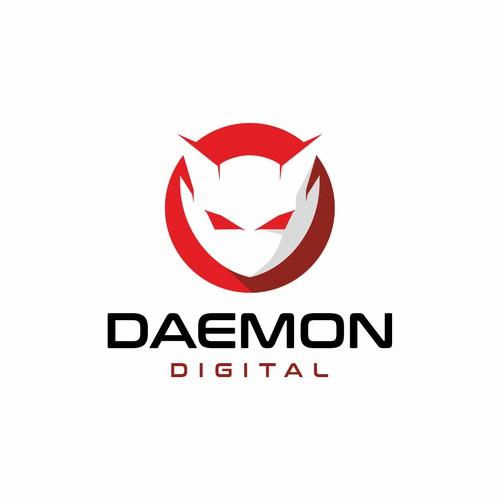 Logo Design for digital agency