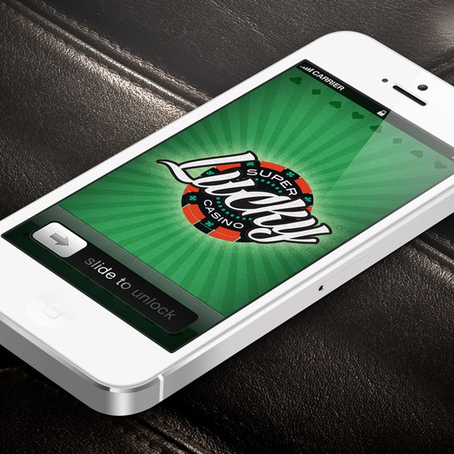 brand identity for mobile casino games company!!!