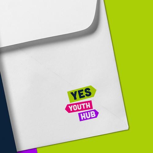 Youth Hub - Branding
