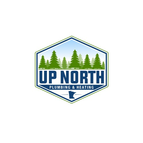 Up North Company Logo (Minnesota)