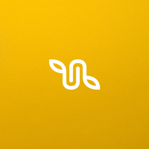 UNtraditionally natural logo mark