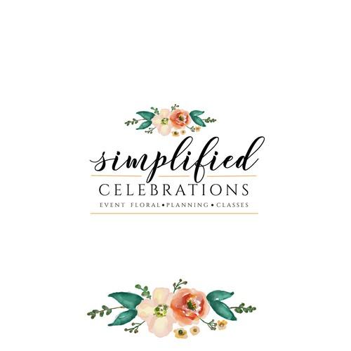 Floral studio rebranding
