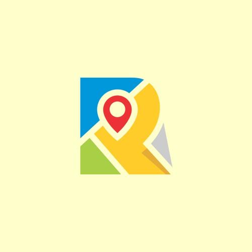 R+Map logo
