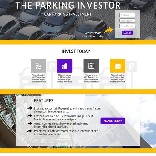 Parking Investor