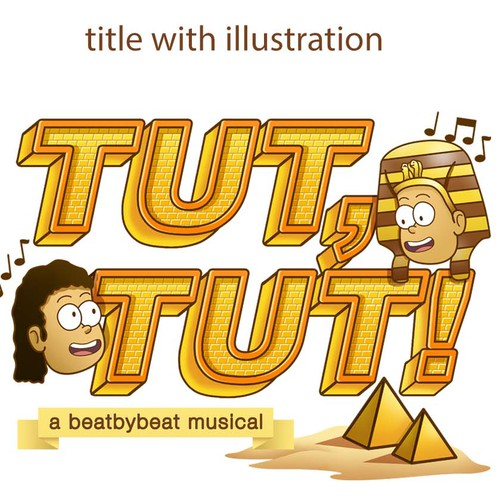 Typography Title for Musical SHow