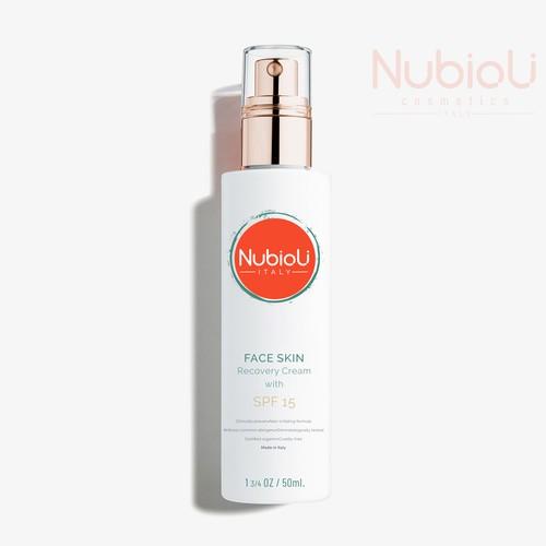 Modern Packaging  Organic Skin Care Beauty Brand