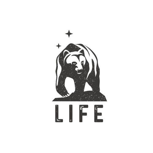 Life - Clothing Brand - Logo Design