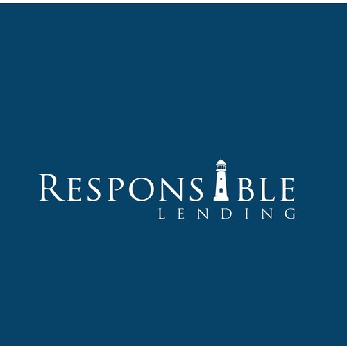 simple logo concept for Responsible Lending.