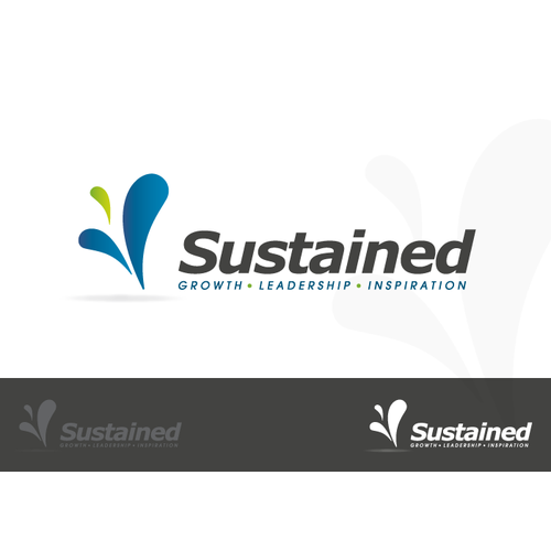 Exciting Australian leadership consulting startup, Sustained, needs a logo with impact and freshness