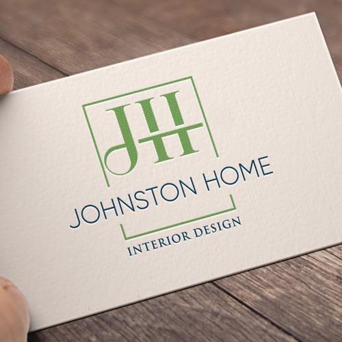 Sophisticated & luxurious square logo & branding design.