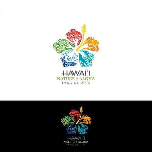 ogo for Hawai`i Nature+Aloha Imagine 2016