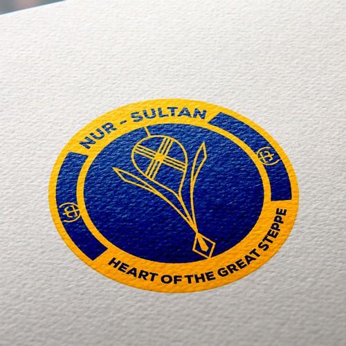 Logo Design for Nur-Sultan