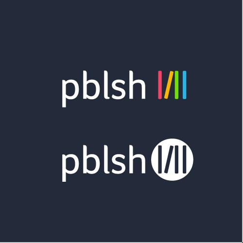 Pblsh logo.