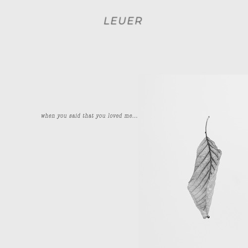 Album Cover Design