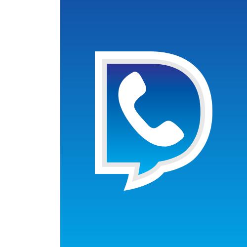 Dial Tone Logo Design
