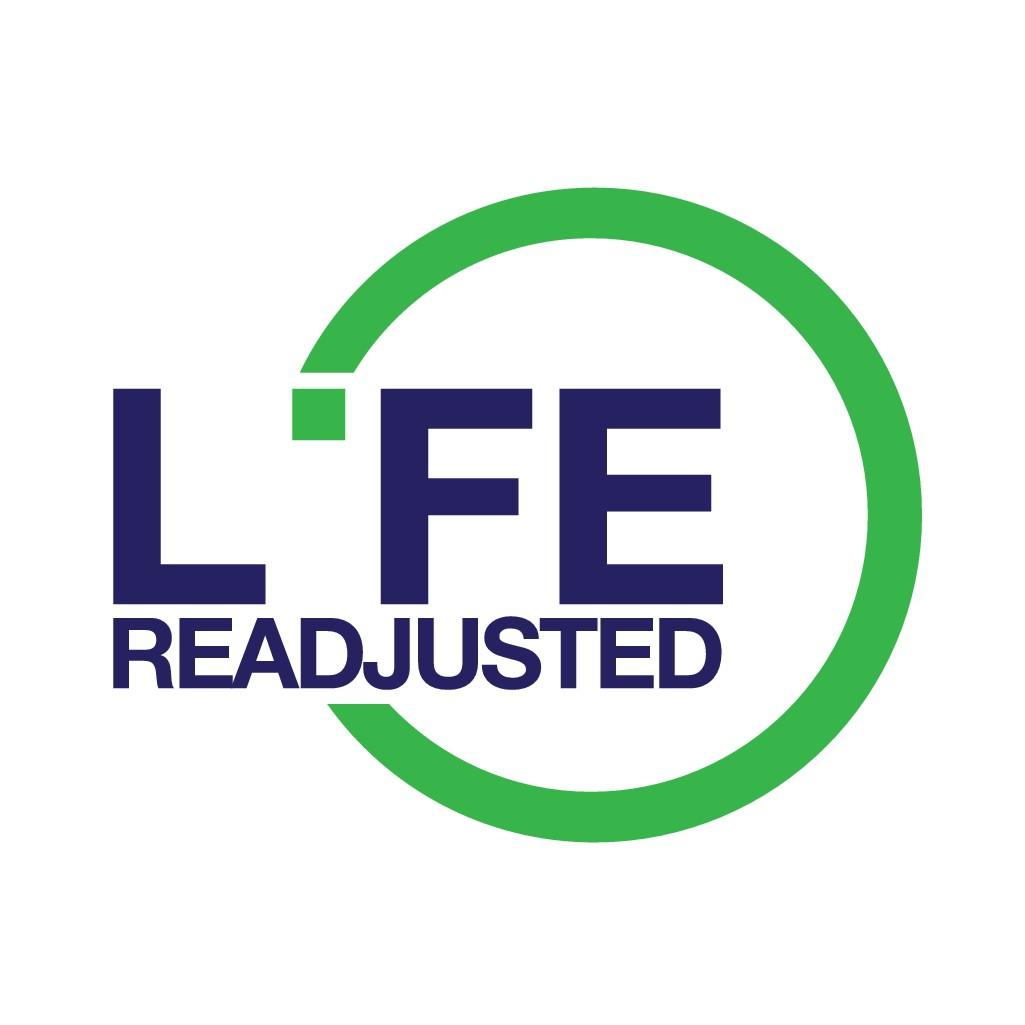 Life Readjusted needs a powerful logo!