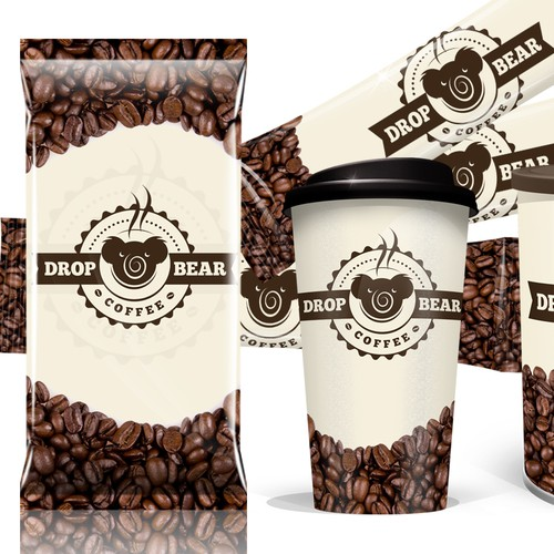 Incorporate a fun Australian Myth into Coffee Roasting Branding