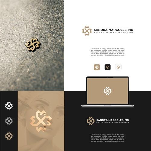 SM logo for Sandra Margoles, MD