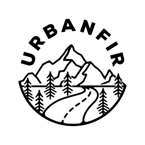 Outdoor Logo for URBANFIR