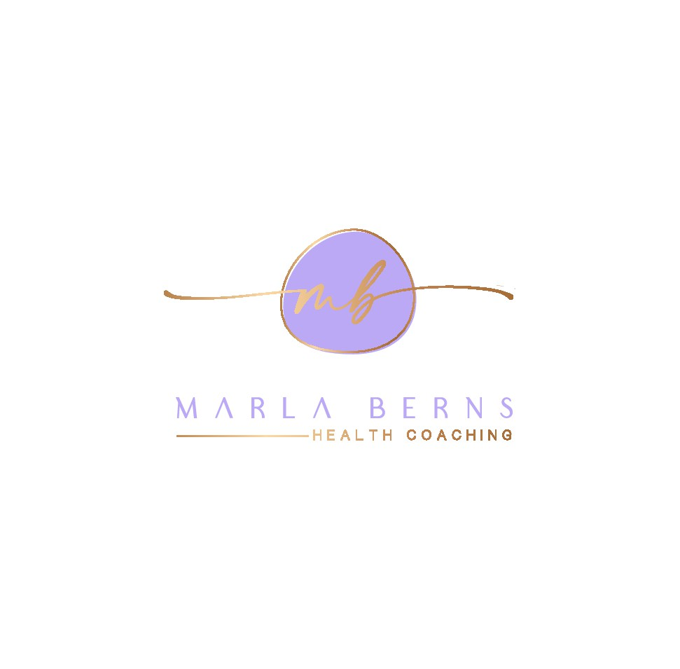 logo for health coaching for women in midlife who want to overcome emotional eating and get healthy
