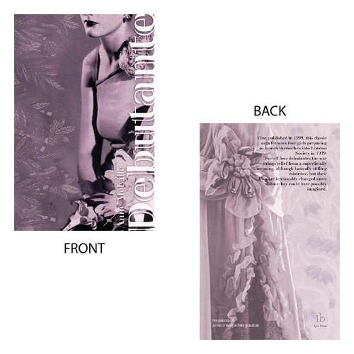 """""""Debutante"""" Book Cover"""