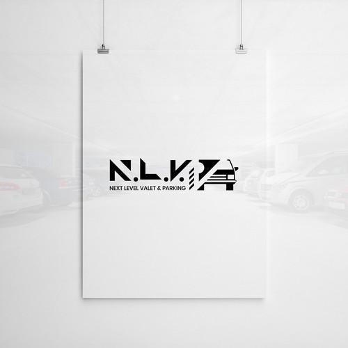 Parking Logo Design