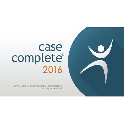 Case Complete Splash Sceen
