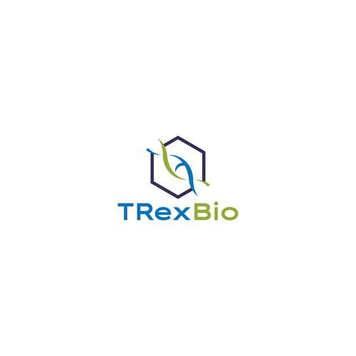 Unique and Sophisticated Logo For TrexBio